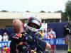 GP ITALIA, Sebastian Vettel (GER) Red Bull Racing RB9 e Adrian Newey (GBR), Red Bull Racing , Technical Operations Director