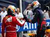 GP ITALIA, Fernando Alonso (ESP) Ferrari F138 e Sebastian Vettel (GER) Red Bull Racing RB9