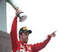 GP ITALIA, Podium: Fernando Alonso (ESP) Ferrari F138 (secondo)