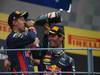 GP ITALIA, Podium: Sebastian Vettel (GER) Red Bull Racing RB9 (vincitore)