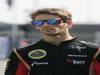 GP ITALIA, 05.09.2013- Romain Grosjean (FRA) Lotus F1 Team E213