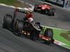 GP ITALIA, 06.09.2013- Free practice 2, Romain Grosjean (FRA) Lotus F1 Team E213