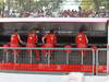 GP ITALIA, 06.09.2013- Ferrari PitWall