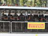 GP ITALIA, 06.09.2013- Lotus Pitwall