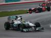 GP MALESIA, 24.03.2013- Gara, Lewis Hamilton (GBR) Mercedes AMG F1 W04