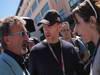 GP MONACO, 26.05.2013- Ron Howard (USA), Film Director e Eddie Jordan