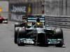 GP MONACO, 26.05.2013- Gara, Lewis Hamilton (GBR) Mercedes AMG F1 W04