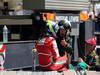 GP MONACO, 26.05.2013- Gara, Crash, Felipe Massa (BRA) Ferrari F138