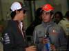 GP SPAGNA, 12.05.2013- Esteban Gutierrez (MEX), Sauber F1 Team C32 e Sergio Perez (MEX) McLaren MP4-28