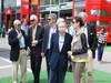 GP SPAGNA, 12.05.2013- Jean Todt (FRA), President FIA nd sua moglie Michelle Yeoh