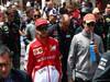 GP SPAGNA, 12.05.2013- Fernando Alonso (ESP) Ferrari F138 e Sergio Perez (MEX) McLaren MP4-28