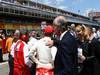 GP SPAGNA, 12.05.2013-  Gara, Fernando Alonso (ESP) Ferrari F138 e Vicente Aguilera