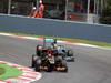 GP SPAGNA, 12.05.2013-  Gara, Kimi Raikkonen (FIN) Lotus F1 Team E21 Luiz Razia (BRA), Marussia F1 TEAM MR02 Nico Rosberg (GER) Mercedes AMG F1 W04