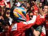 GP SPAGNA, 12.05.2013-  Gara, Fernando Alonso (ESP) Ferrari F138 vincitore