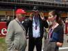 GP SPAGNA, 12.05.2013-Gara, (L-D) Nikki Lauda (AU), Mercedes e Dr. Dieter Zetsche, Chairman of Daimler
