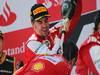 GP SPAGNA, 12.05.2013-Gara, Fernando Alonso (ESP) Ferrari F138 vincitore e Stefano Domenicali (ITA), Team Principal