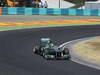 GP UNGHERIA, 28.07.2013- Gara, Lewis Hamilton (GBR) Mercedes AMG F1 W04