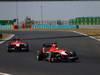 GP UNGHERIA, 28.07.2013- Gara, Jules Bianchi (FRA) Marussia F1 Team MR02