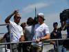 GP UNGHERIA, 28.07.2013- Driver Parade