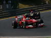 GP UNGHERIA, 28.07.2013- Gara, Felipe Massa (BRA) Ferrari F138