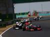 GP UNGHERIA, 28.07.2013- Gara, Sergio Perez (MEX) McLaren MP4-28
