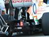 JEREZ TEST FEBBRAIO 2013, Sahara Force India F1 VJM06 rear diffuser. 08.02.2013.