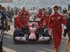 GP ABU DHABI, 23.11.2014- Gara, Kimi Raikkonen (FIN) Ferrari F14-T
