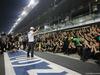 GP ABU DHABI, 23.11.2014- Gara, Festeggiamenti, secondo Nico Rosberg (GER) Mercedes AMG F1 W05
