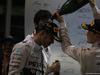 GP ABU DHABI, 23.11.2014- Gara, Lewis Hamilton (GBR) Mercedes AMG F1 W05 vincitore e World Champion F1 2014