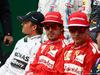 GP AUSTRALIA, 16.03.2014- Fernando Alonso (ESP) Ferrari F14-T e Kimi Raikkonen (FIN) Ferrari F14-T