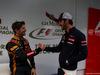 GP AUSTRALIA, 16.03.2014- Romain Grosjean (FRA) Lotus F1 Team E22 e Jean-Eric Vergne (FRA) Scuderia Toro Rosso STR9