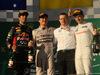 GP AUSTRALIA, 16.03.2014- Gara, 1st position Nico Rosberg (GER) Mercedes AMG F1 W05, secondo Daniel Ricciardo (AUS) Red Bull Racing RB10 e terzo Kevin Magnussen (DEN) McLaren Mercedes MP4-29