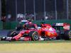 GP AUSTRALIA, 16.03.2014- Gara, Fernando Alonso (ESP) Ferrari F14-T davanti a Kimi Raikkonen (FIN) Ferrari F14-T