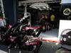 GP AUSTRALIA, 14.03.2014- Free Practice 2, Lotus garage