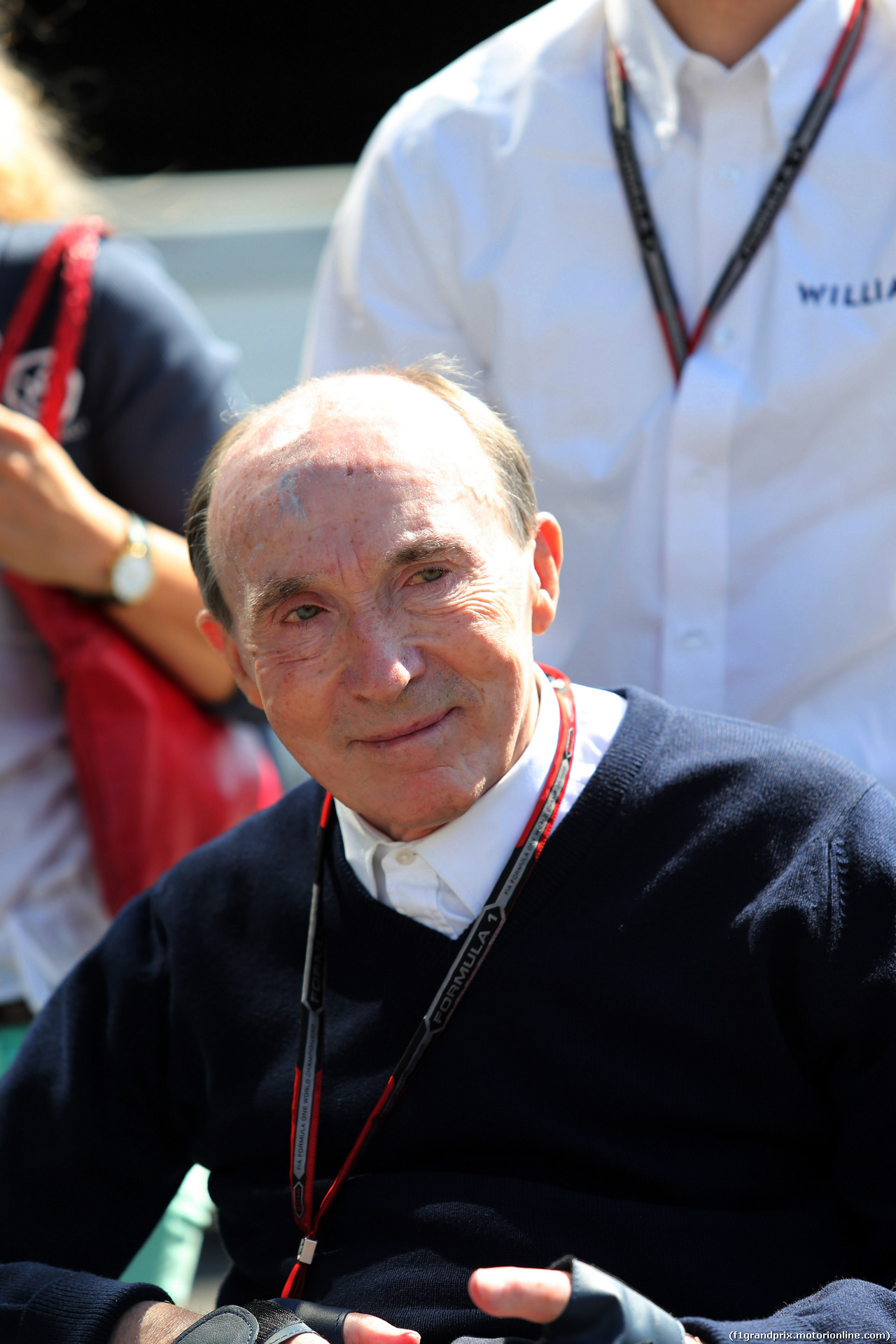 GP AUSTRIA, 22.06.2014- Sir Frank Williams(gbr),Team Principal Williams F1 Team