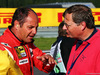 GP AUSTRIA, 21.06.2014- Gerhard Berger (AUT) is reunited with his Ferrari F1/87.