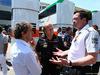 GP AUSTRIA, 22.06.2014- Alan Prost (FRA), F1 Champion former e Eric Boullier (FRA) McLaren Racing Director.