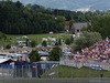 GP AUSTRIA, 22.06.2014- Gara, Lewis Hamilton (GBR) Mercedes AMG F1 W05 davanti a Valtteri Bottas (FIN) Williams F1 Team FW36