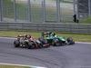 GP AUSTRIA, 22.06.2014- Gara, Jean-Eric Vergne (FRA) Scuderia Toro Rosso STR9 e Marcus Ericsson (SUE) Caterham F1 Team CT-04