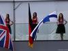 GP AUSTRIA, 22.06.2014- Gara, griglia Ragazzas