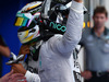 GP AUSTRIA, 22.06.2014- Gara, secondo Lewis Hamilton (GBR) Mercedes AMG F1 W05 e Nico Rosberg (GER) Mercedes AMG F1 W05 vincitore