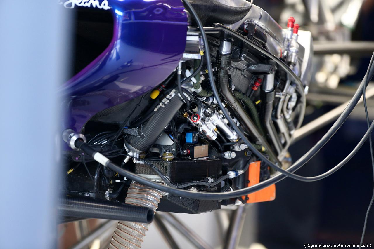 GP AUSTRIA, 19.06.2014- Red Bull Racing RB10, detail