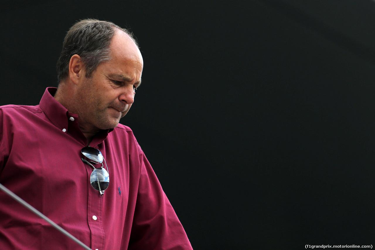 GP AUSTRIA, 19.06.2014- Gerard Berger (AUT)