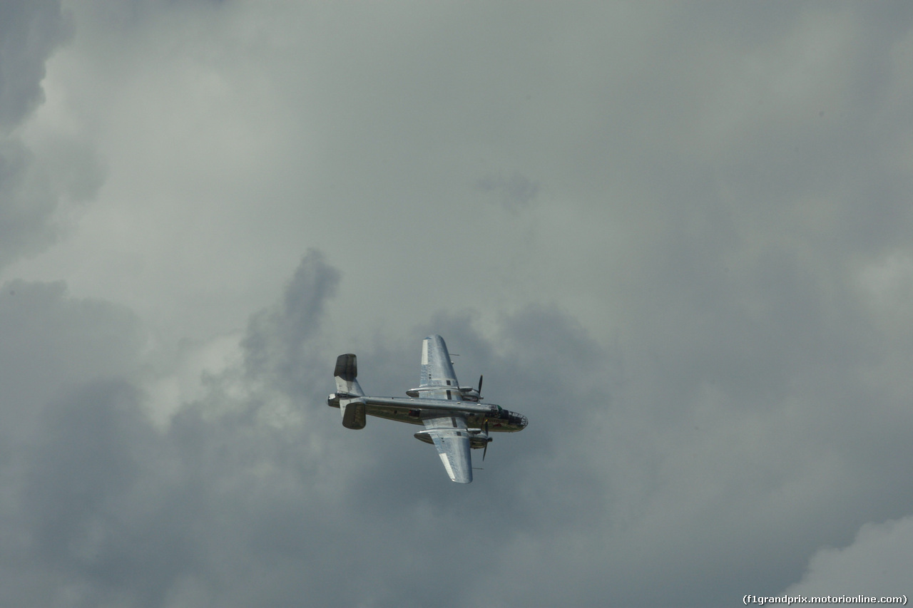 GP AUSTRIA, 19.06.2014- Atmosphere