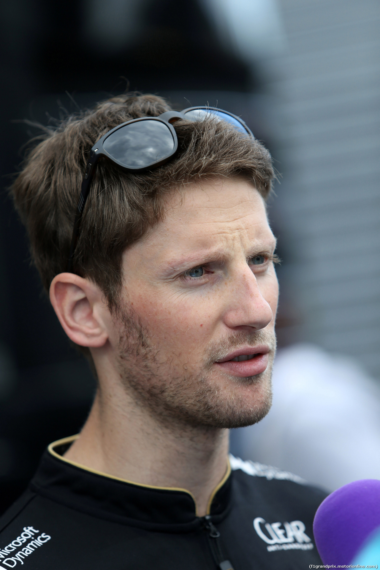 GP AUSTRIA, 19.06.2014- Romain Grosjean (FRA) Lotus F1 Team E22