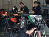 GP AUSTRIA, 19.06.2014- Mechanics Force India work on the car