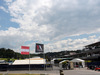 GP AUSTRIA, 19.06.2014- Paddock entrance