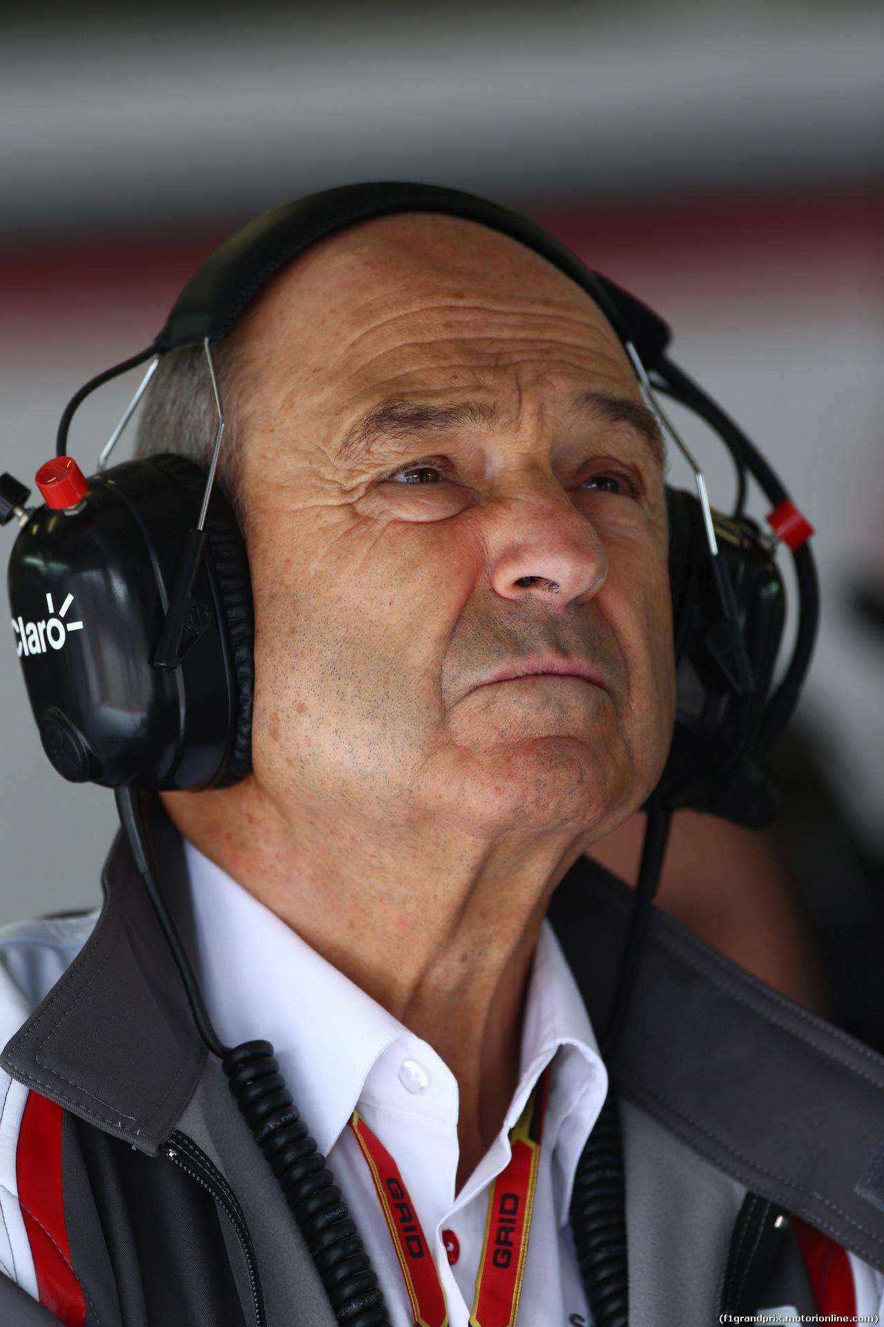 GP AUSTRIA, 21.06.2014- Prove Libere 3, Peter Sauber (SUI), Sauber F1 Team