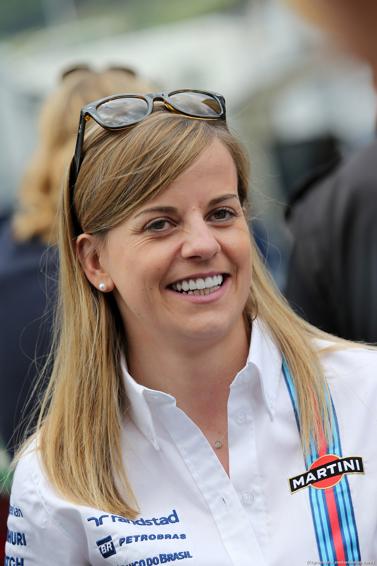 GP AUSTRIA, 21.06.2014- Qualifiche, Susie Wolff (GBR) Williams Development Driver