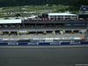 GP AUSTRIA, 21.06.2014- Qualifiche, View of pit lane